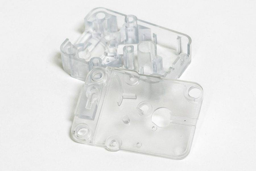 SLA 3D Print Medical resin in BioClear